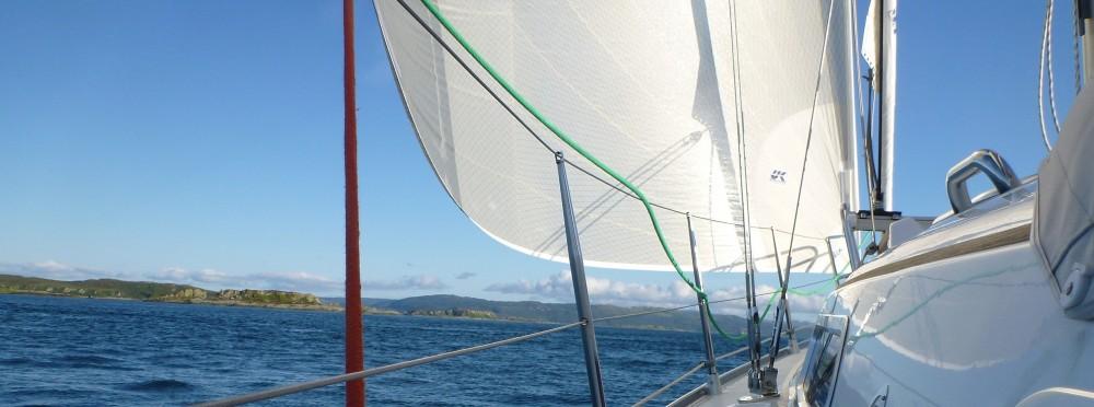 Sailingyacht Anna