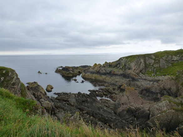 Eyemouth Cliffs
