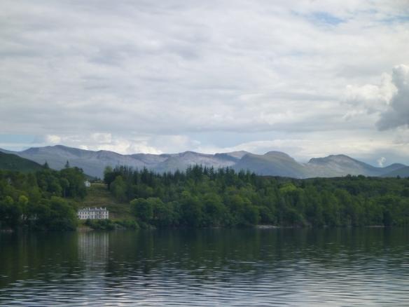 Loch Oich Ben Nevis