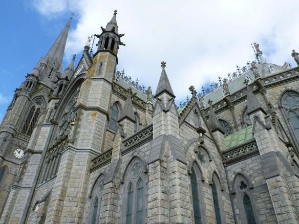 St Colman Kathedrale in Cobh