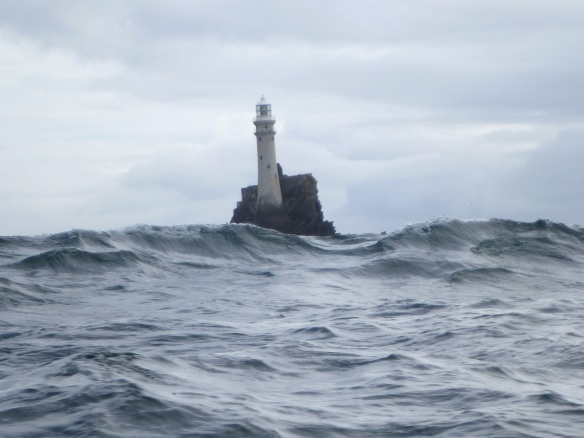 Welle vor Fastnet Rock