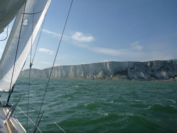 29.06. Beachy Head mit Boot