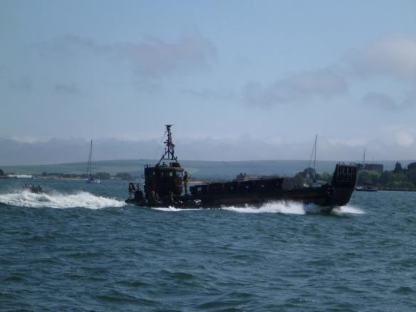 04.07.2013 Landungsboot