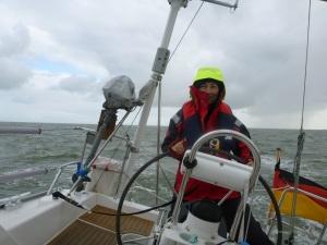 98 Frauke segelt