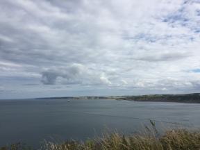 Sicht auf die Bucht
