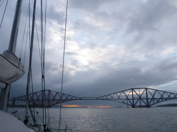 160803_Forth Bridge