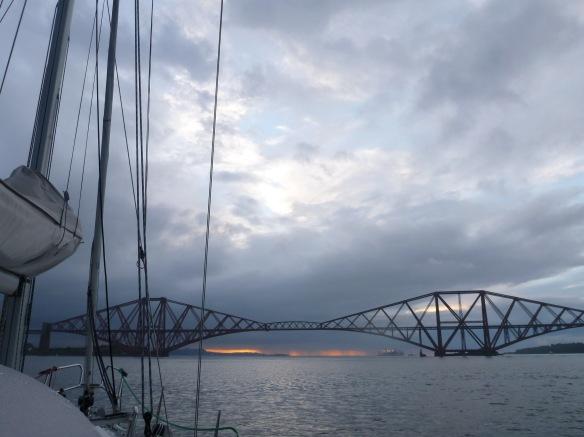 160803_Forth Bridge