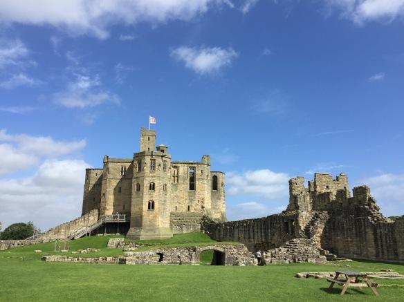 160807_Warkworth Castle