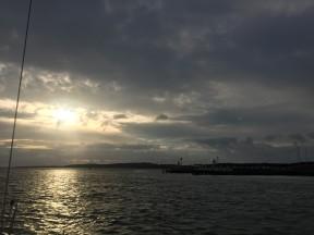 Vlieland Hafen